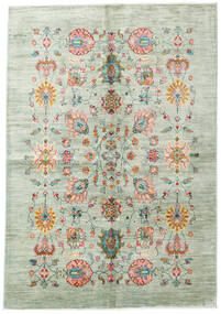 Ziegler Ariana Rug 161X230 Authentic  Oriental Handknotted Beige/Pastel Green (Wool, Afghanistan)