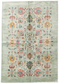 Ziegler Ariana Rug 161X230 Authentic  Oriental Handknotted Beige/Pastel Green (Wool, Afghanistan)