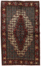 Koliai Rug 151X245 Authentic  Oriental Handknotted Dark Brown/Dark Red (Wool, Persia/Iran)