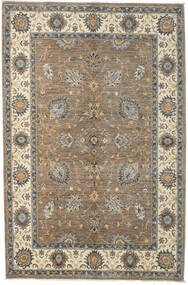 Ziegler Ariana Rug 160X244 Authentic  Oriental Handknotted Light Grey/Light Brown (Wool, Afghanistan)