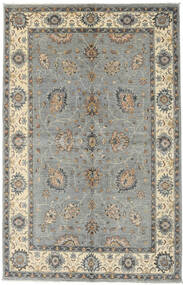 Ziegler Ariana Rug 155X240 Authentic  Oriental Handknotted Dark Grey/Light Grey (Wool, Afghanistan)