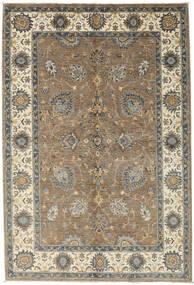 Ziegler Ariana Tæppe 167X247 Ægte Orientalsk Håndknyttet Lysegrå/Lysebrun (Uld, Afghanistan)