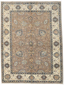 Ziegler Ariana Rug 167X220 Authentic  Oriental Handknotted Light Grey/Beige (Wool, Afghanistan)
