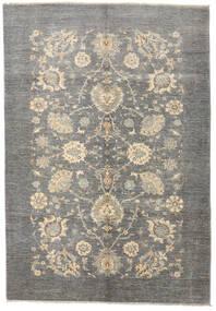 Ziegler Ariana Rug 173X252 Authentic  Oriental Handknotted Light Grey/Dark Grey (Wool, Afghanistan)