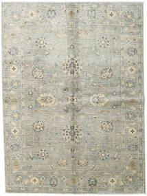 Ziegler Ariana Rug 171X231 Authentic  Oriental Handknotted Light Grey/Light Brown (Wool, Afghanistan)