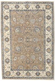 Ziegler Ariana Tæppe 164X236 Ægte Orientalsk Håndknyttet Lysegrå/Beige (Uld, Afghanistan)