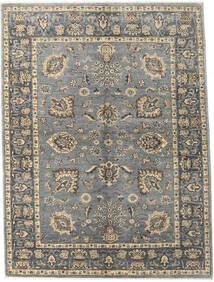 Ziegler Ariana Rug 149X198 Authentic  Oriental Handknotted Dark Grey/Light Grey (Wool, Afghanistan)