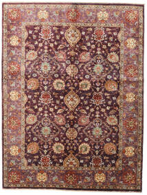 Ziegler Ariana Rug 153X202 Authentic  Oriental Handknotted Dark Red/Dark Brown (Wool, Afghanistan)