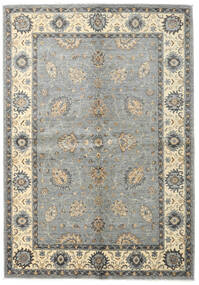 Ziegler Ariana Rug 165X237 Authentic  Oriental Handknotted Dark Grey/Light Grey (Wool, Afghanistan)