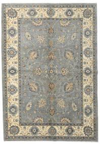 Ziegler Ariana Rug 167X240 Authentic  Oriental Handknotted Dark Grey/Light Grey (Wool, Afghanistan)