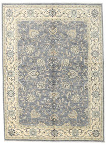Ziegler Ariana Rug 150X205 Authentic  Oriental Handknotted Light Grey/Dark Beige (Wool, Afghanistan)