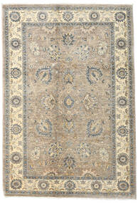 Ziegler Ariana Rug 124X183 Authentic  Oriental Handknotted Light Grey/Beige (Wool, Afghanistan)