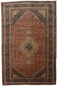Ardebil Rug 188X289 Authentic  Oriental Handknotted Dark Red/Black (Wool, Persia/Iran)