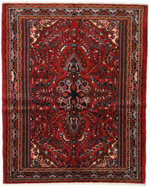 Lillian Rug 170X210 Authentic  Oriental Handknotted Dark Red/Dark Brown (Wool, Persia/Iran)