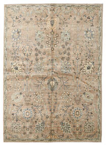 Ziegler Ariana Rug 171X239 Authentic  Oriental Handknotted Light Grey/Light Brown (Wool, Afghanistan)