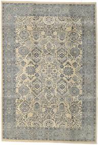 Ziegler Ariana Rug 210X305 Authentic  Oriental Handknotted Dark Grey/Light Grey (Wool, Afghanistan)