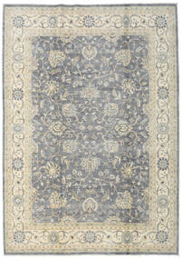Ziegler Ariana Rug 205X296 Authentic  Oriental Handknotted Light Grey/Dark Grey (Wool, Afghanistan)