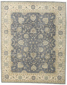 Ziegler Ariana Rug 248X310 Authentic  Oriental Handknotted Light Grey/Dark Grey (Wool, Afghanistan)