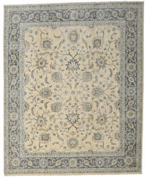 Ziegler Ariana Rug 249X309 Authentic  Oriental Handknotted Dark Grey/Light Grey (Wool, Afghanistan)