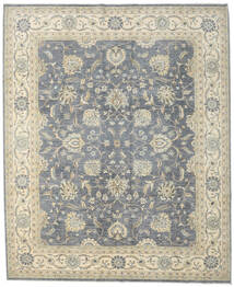 Ziegler Ariana 絨毯 246X298 オリエンタル 手織り 薄い灰色/暗めのベージュ色の (ウール, アフガニスタン)