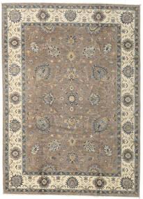 Ziegler Ariana 絨毯 199X278 オリエンタル 手織り 薄い灰色/濃いグレー (ウール, アフガニスタン)