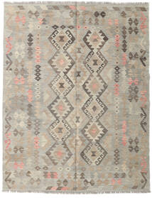 Kilim Afghan Old Style Rug 148X191 Authentic  Oriental Handwoven Light Grey (Wool, Afghanistan)
