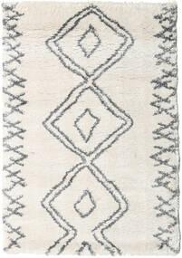 Berber Shaggy Massin Teppe 120X170 Moderne Beige/Lys Grå/Mørk Beige ( Tyrkia)