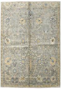Ziegler Ariana Rug 171X242 Authentic  Oriental Handknotted Light Grey/Dark Grey (Wool, Afghanistan)