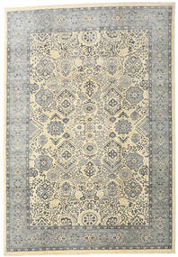 Ziegler Ariana Rug 205X297 Authentic  Oriental Handknotted Dark Grey/Light Grey/Beige (Wool, Afghanistan)