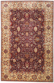 Ziegler Ariana Rug 201X309 Authentic  Oriental Handknotted Dark Red (Wool, Afghanistan)