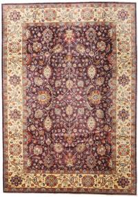Ziegler Ariana Rug 203X287 Authentic  Oriental Handknotted Dark Red/Dark Brown (Wool, Afghanistan)