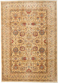 Ziegler Ariana Rug 205X292 Authentic  Oriental Handknotted Beige/Light Brown/Brown/Dark Beige (Wool, Afghanistan)