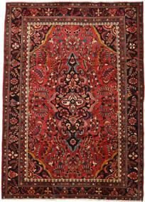 Rudbar Dywan 225X325 Orientalny Tkany Ręcznie Ciemnobrązowy/Ciemnoczerwony (Wełna, Persja/Iran)