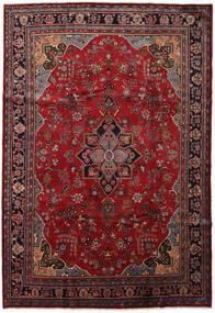 ウィス 絨毯 220X310 オリエンタル 手織り 深紅色の/黒 (ウール, ペルシャ/イラン)