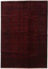 Afghan Khal Mohammadi Teppe 194X288 Ekte Orientalsk Håndknyttet (Ull, Afghanistan)
