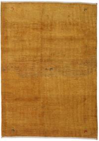 Gabbeh Perzsa Szőnyeg 180X253 Modern Csomózású Világosbarna/Barna/Narancssárga (Gyapjú, Perzsia/Irán)