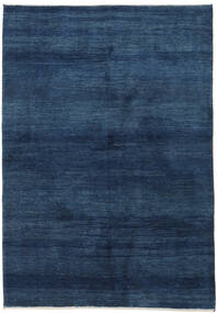 Gabbeh Persia Rug 167X240 Authentic  Modern Handknotted Dark Blue/Blue (Wool, Persia/Iran)