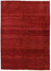 Gabbeh Persia Rug 175X241 Authentic  Modern Handknotted Rust Red/Crimson Red (Wool, Persia/Iran)