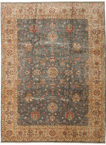Ziegler Ariana Rug 216X290 Authentic  Oriental Handknotted Brown/Light Brown (Wool, Afghanistan)
