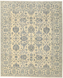 Ziegler Ariana Rug 242X294 Authentic  Oriental Handknotted Light Grey/Beige/Dark Beige (Wool, Afghanistan)