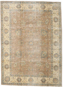 Ziegler Ariana Rug 204X281 Authentic  Oriental Handknotted Light Grey/Light Brown (Wool, Afghanistan)