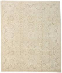 Ziegler Ariana Rug 245X293 Authentic  Oriental Handknotted Beige/Dark Beige (Wool, Afghanistan)