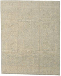 Ziegler Ariana Rug 239X294 Authentic  Oriental Handknotted Light Grey/Dark Beige (Wool, Afghanistan)