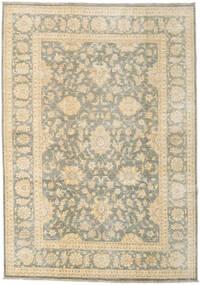 Ziegler Ariana Rug 201X284 Authentic  Oriental Handknotted Beige/Light Grey (Wool, Afghanistan)
