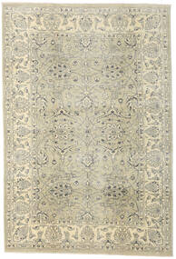 Ziegler Ariana Rug 206X301 Authentic  Oriental Handknotted Dark Beige/Light Grey (Wool, Afghanistan)