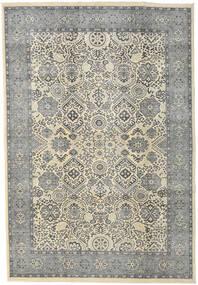 Ziegler Ariana Rug 203X296 Authentic  Oriental Handknotted Light Grey/Dark Grey (Wool, Afghanistan)