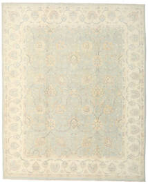 Ziegler Ariana Rug 243X300 Authentic  Oriental Handknotted Beige/White/Creme (Wool, Afghanistan)