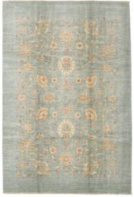 Ziegler Ariana Rug 207X307 Authentic  Oriental Handknotted Light Grey/Beige (Wool, Afghanistan)