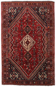 Qashqai Rug 178X272 Authentic  Oriental Handknotted Dark Red/Dark Brown (Wool, Persia/Iran)