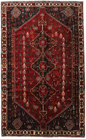 Qashqai Rug 169X273 Authentic  Oriental Handknotted Dark Red (Wool, Persia/Iran)
